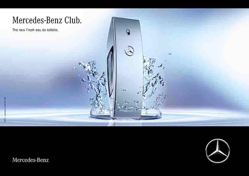 Mercedes benz club fresh nova fragr ncia revista turbilh o for Mercedes benz club of america