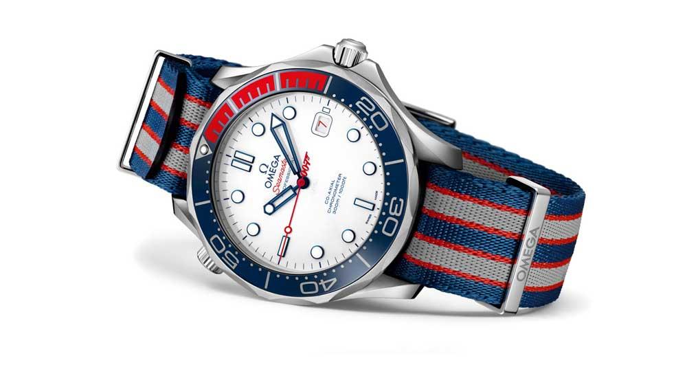"254afbe818c Omega Seamaster Diver 300M ""Commander s Watch"" - Revista Turbilhão"
